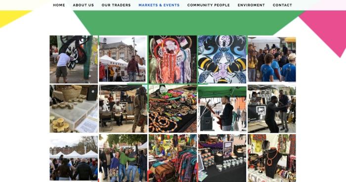 local market website
