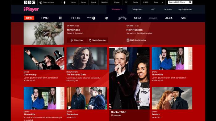 4. BBC iPlayer IMAGE - Declan Talbert